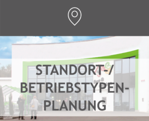 Standort-/Betriebstypenplanung